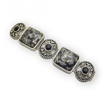 Stretchable Bracelet w/Precious stones - BR-42995