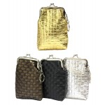 Cigarette Case/ Purse -  Braided - CC-30074MA