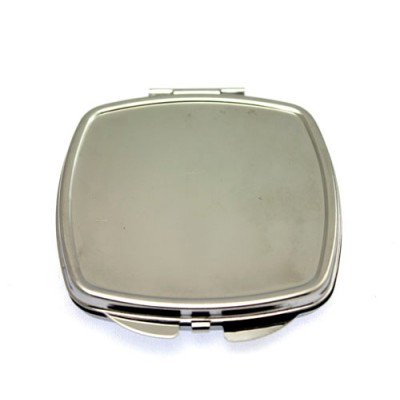 Compact Mirror - Doming sticker / monogram ready - MR-PGFU002