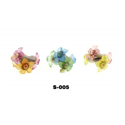 120 pieces Spring Hair Clips - S-005