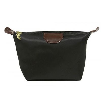 6-pc Set Cosmetic Bags - Capri - Black