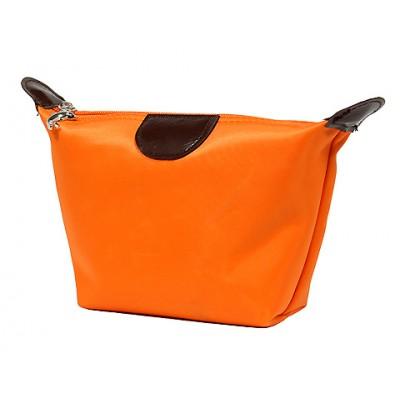 6-pc Set Cosmetic Bags - Capri - Orange