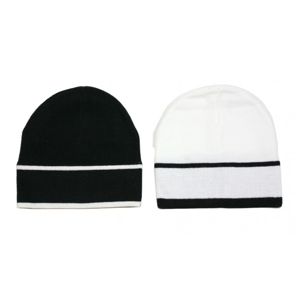 12-pc Cap - Winter Knitted Beanie Caps - HT-5020MIX