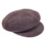 Wool Newsboy Cap - HT-5231BN