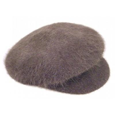 Angora Wool Newsboy Cap - HT-6163BN