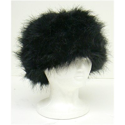 Ladies Faux Fur Hat - HT-8298BK