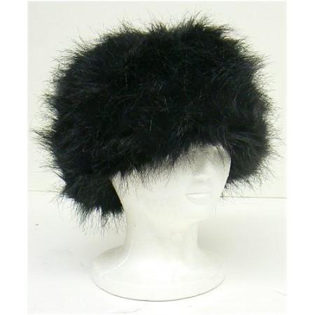 Ladies Faux Fur Hat - HT-8298BK