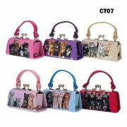 Lipstick Case - Kitty Print - 12PCS/PACK - LS-CT07