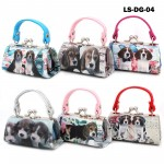Lipstick Case - Dog Print - 12PCS/PACK - LS-DG04