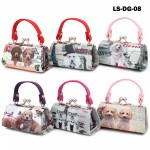 Lipstick Case - Dog Print - 12PCS/PACK - LS-DG08
