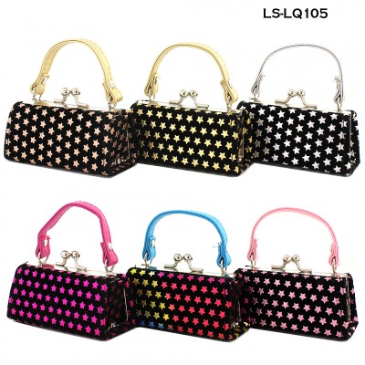 Lipstick Case - Stars Prints - 12PCS/PACK - LS-LQ105