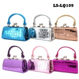Lipstick Case - Metallic Croc - 12PCS/PACK - LS-LQ109
