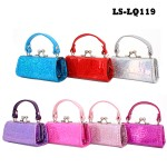 Lipstick Case - Insulated Glittery - 12PCS/PACK - LS-LQ119