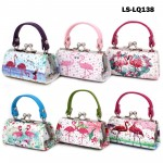 Lipstick Case - Flamingo Print - 12PCS/PACK - LS-LQ138