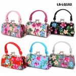 Lipstick Case - Flowers Print - 12PCS/PACK - LS-A152