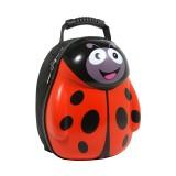The Cuties & Pals Polka Ladybird Backpack - BG-CUTIE-LDB