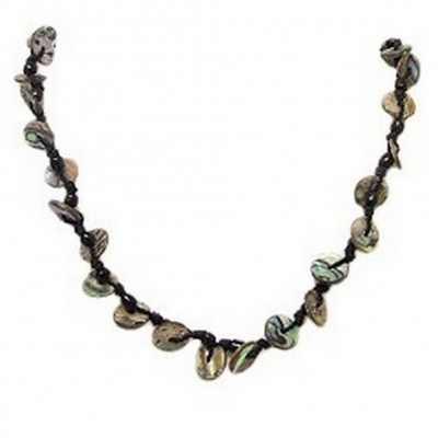Shell Necklaces w/ Earrings  - NE-YFN6367A