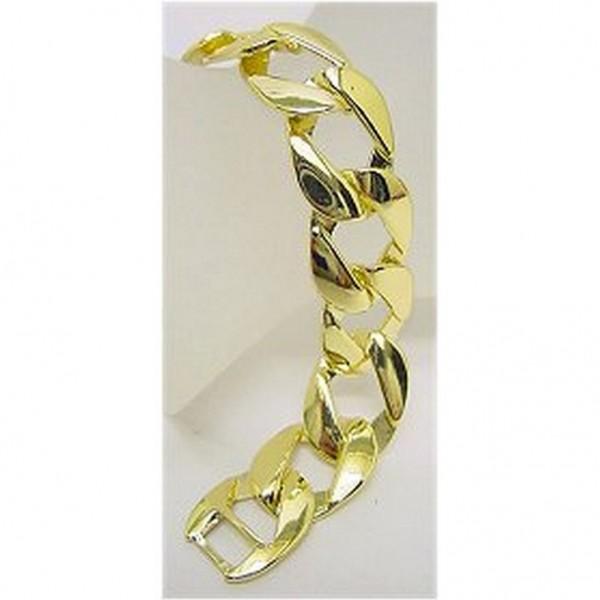 Link Chain Bracelet - BR-MB6640G