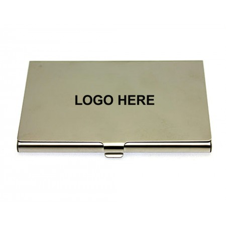 Business Card Holder - Doming sticker/ Monogram ready - CH-PGFU002