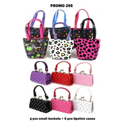 Discount Package: 12 Pieces Assorted Small Bags ( Only 1 pack Left ) - PROMO295