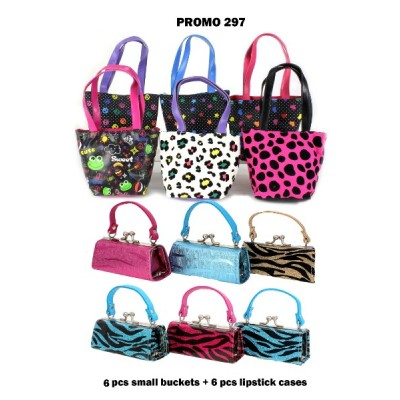 Discount Package: 12 Pieces Assorted Small Bags ( Only 1 pack Left ) - PROMO297