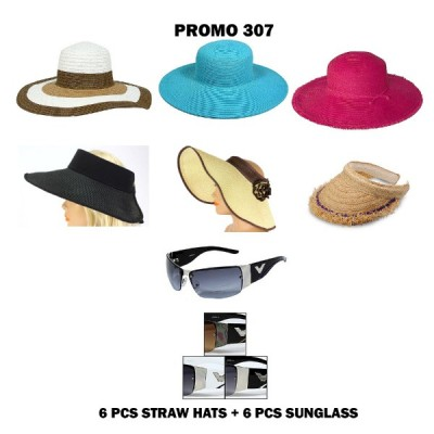 Discount Package: 12 Pieces Assorted Pack  - PROMO307