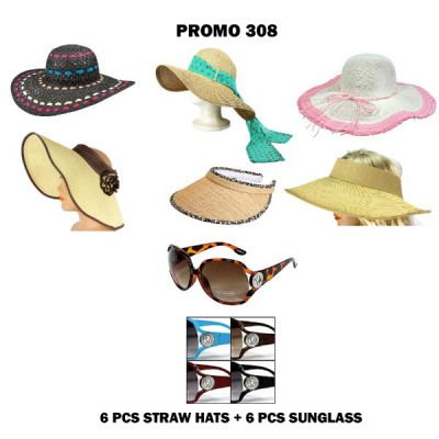 Discount Package: 12 Pieces Assorted Pack - PROMO308