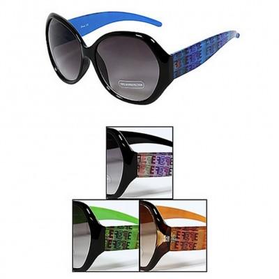 Sunglasses - FD Group w/ Monogram - Asst. Color - GL-1702