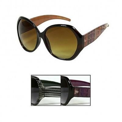 Sunglasses - FD Group w/ Monogram - Asst. Color - GL-31345
