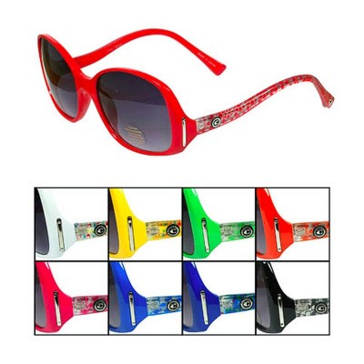 Sunglasses w/ Monogram - GL-D041