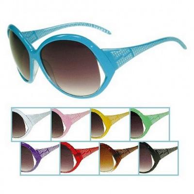 Sunglasses - FD Group - Monogram Frame - Asst. Color - GL-IN2182R