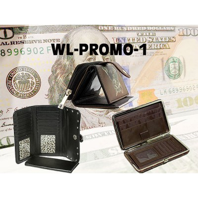 Selected Wallets 12 pcs Promo Package (Only 6 packs available) - WL-PROMO-1