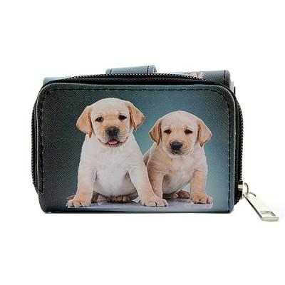 Tri-Fold Wallet - Dog Prin - WL-197DOG1-5