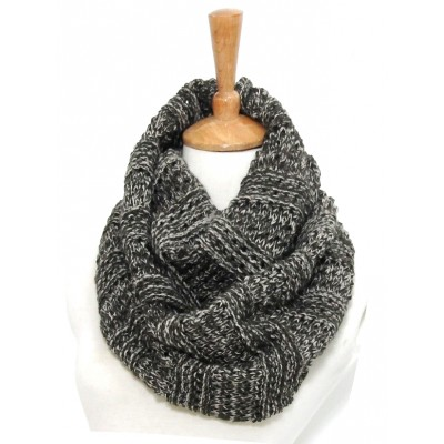 Infinity Scarf - Ribbed Knitted - SF-CG152