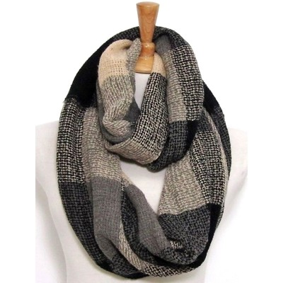 Infinity Scarf - Weaved Blocks - SF-CG221