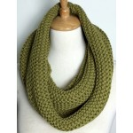 Scarf/ Neck Warmer – Knitted - SF-CG394