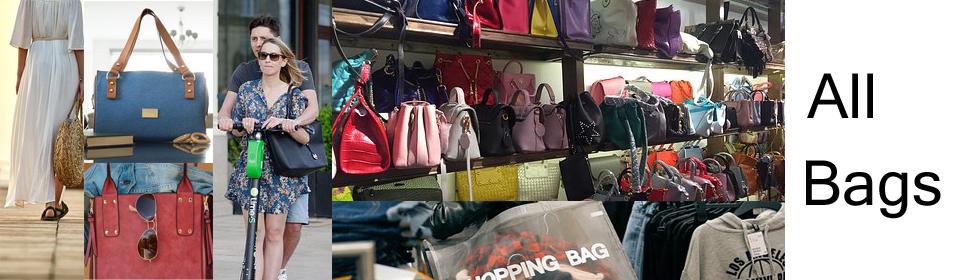 Shop All Bags @FashionWholesaler.com