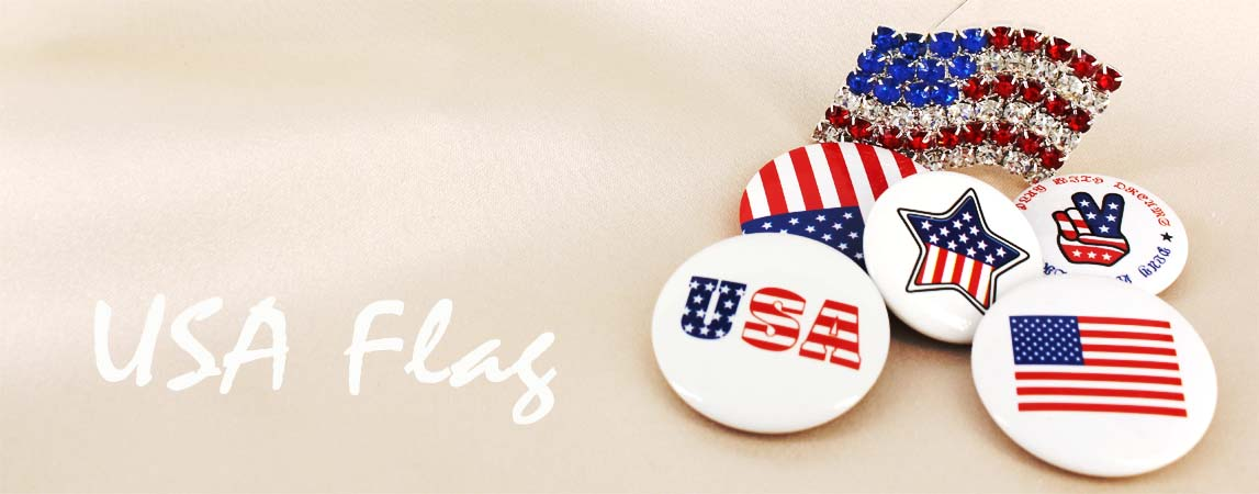 US Flag Theme Items @ Fashion Wholesaler.com