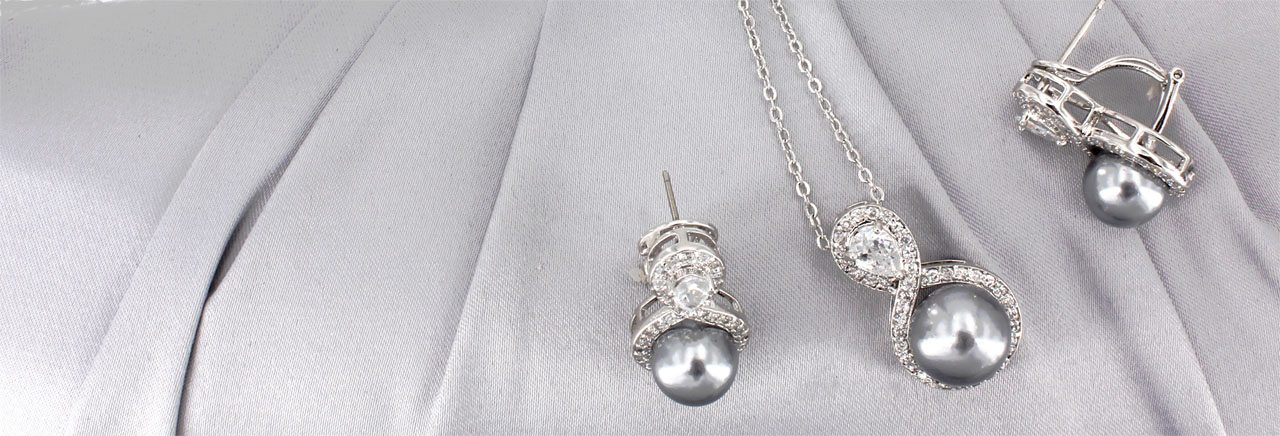 Mothers Day Gift_Sets - Necklace and Earrings Set
