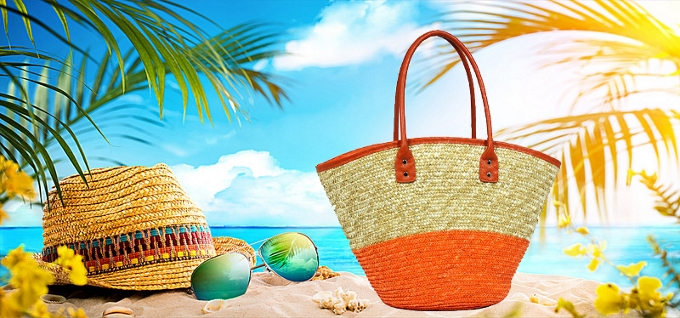 Wholesale Straw Bags